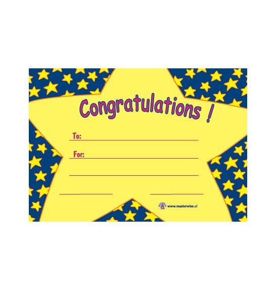 Minidiploma Star -> http://www.masterwise.cl/productos/36-reforzamiento-positivo/193-minidiploma-star