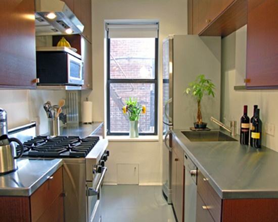 Small Galley Apartment Kitchen 14 best design-modern kitchen images on pinterest   modern