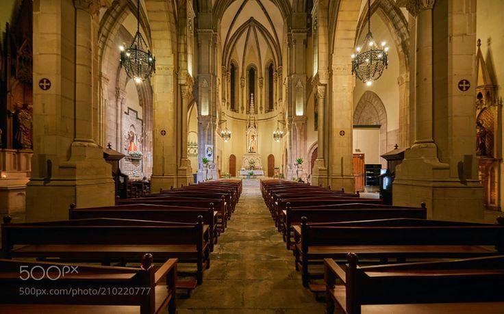 Iglesia de San Juan Bautista -  Lleida by neobit