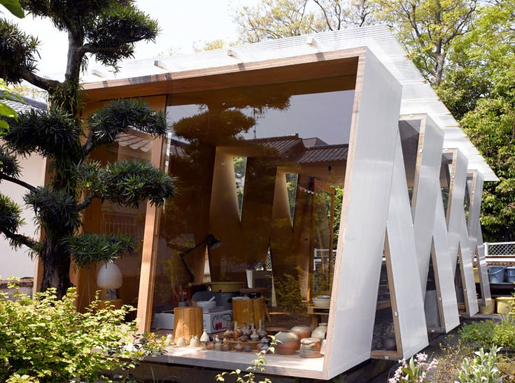 XXXX by Mount Fuji Architects Studio - Yaizu, Japan (2003) - XXXXtreme and out of the ordinary!!