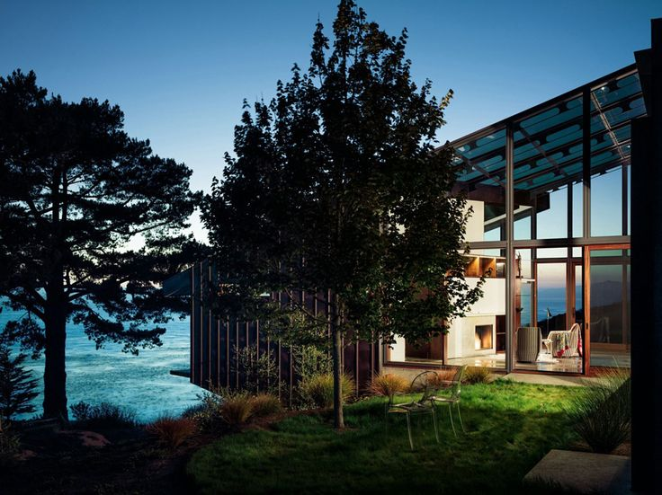 Fall House: A Firm Grip On Californiau0027s Beautifully Hostile Coastline