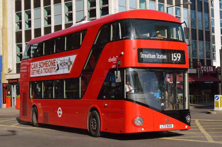 LT 620 (LTZ 1620) Abellio London New Routemaster