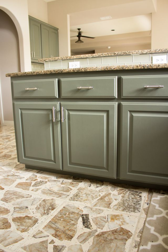49 best images about sage kitchen on pinterest green for Sage green kitchen units