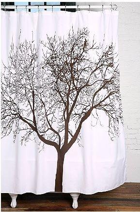 bringing the outside inside...I love tree paintings, art, etc....