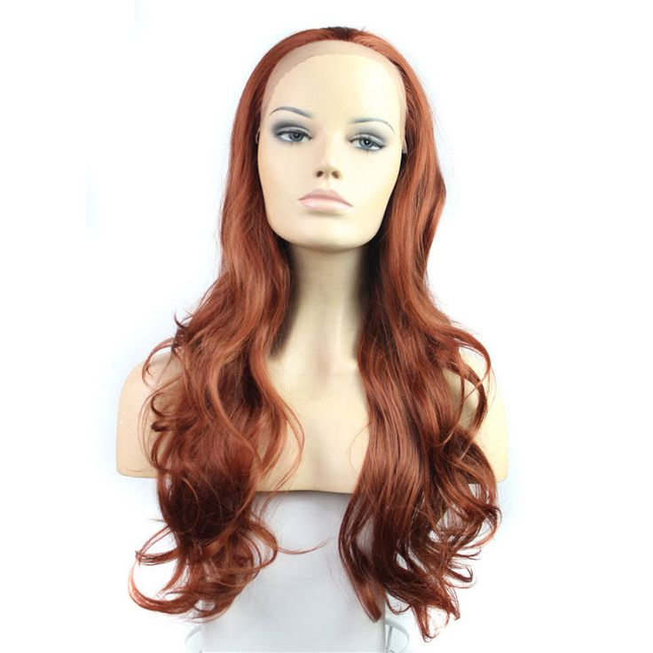 28 Inch Amazing Super Long Wavy Lace Front Wigs #lacewig