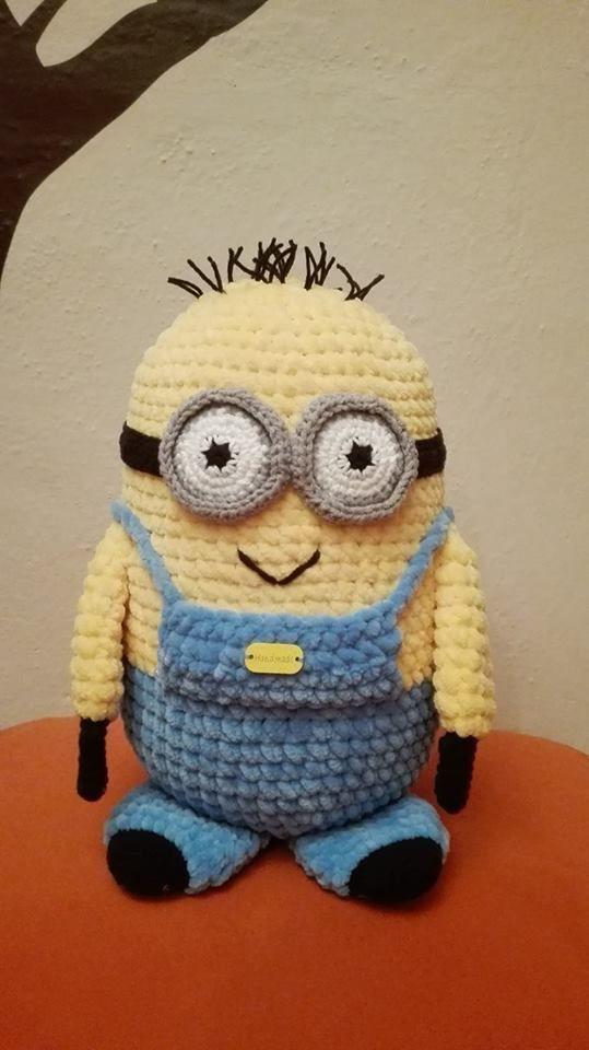 crochet Mimoň