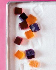 Fruit Jellies Recipe | Martha Stewart