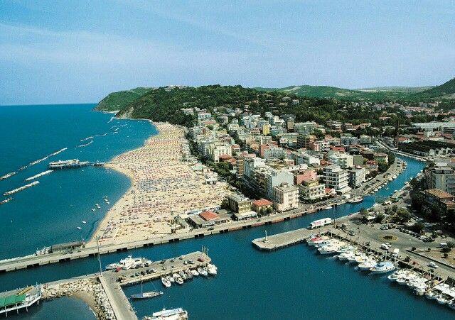 Gabicce Mare(Italy) my wonderful town #gabicce #destinazionemarche #hotelacrux