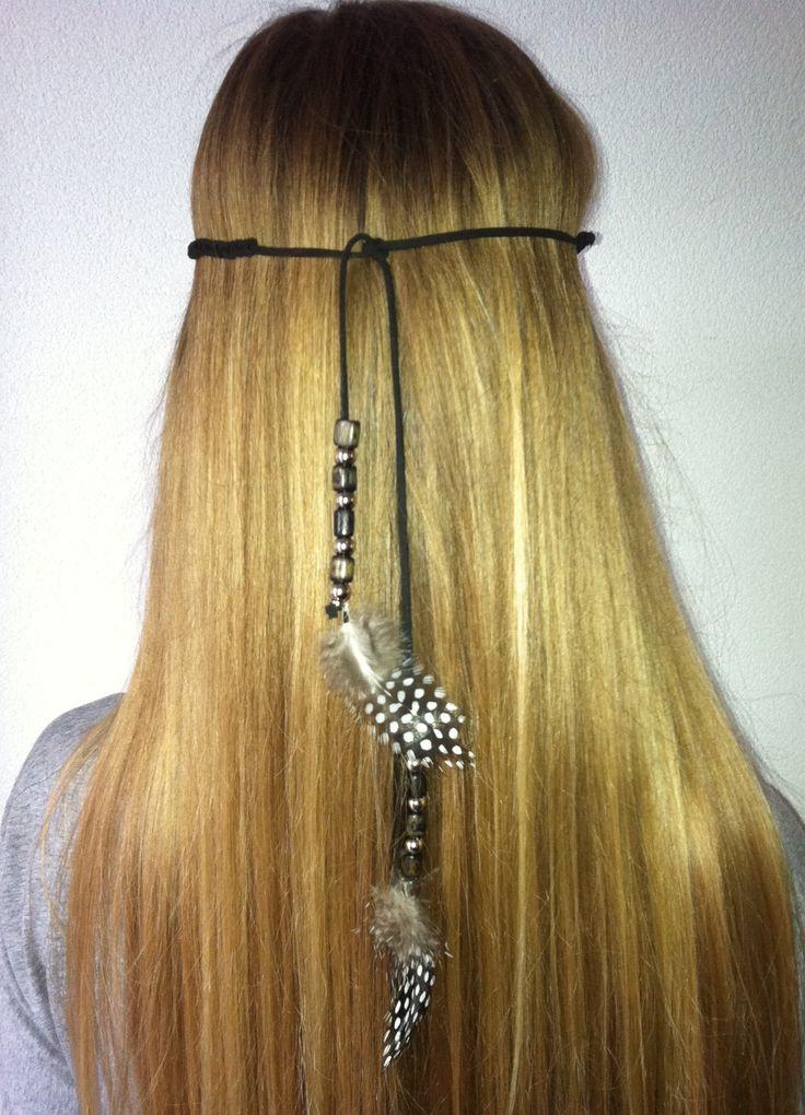 Boho haarbandje createx
