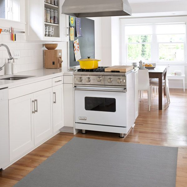 Kitchen Rug Easy To Clean And Not Absorbent Bolon Metallics At Sisalcarpet