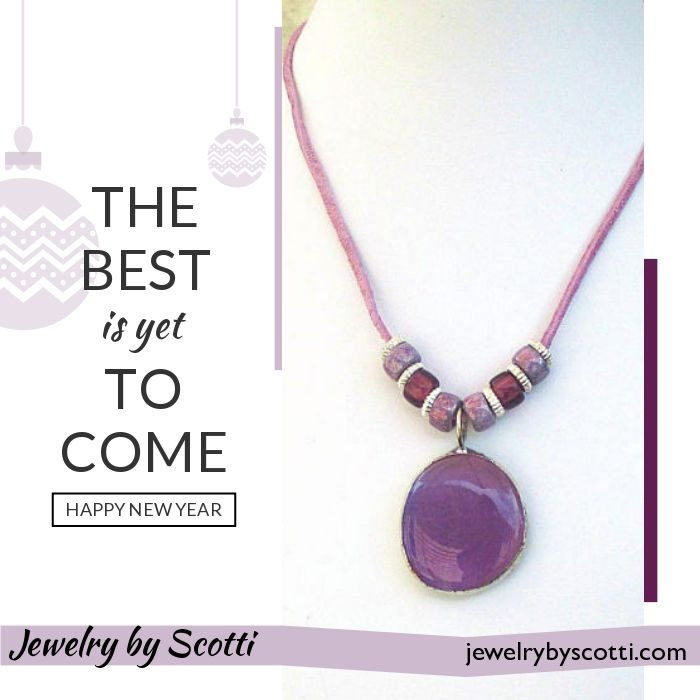 Lavender and Purple Necklace with suede cord and handmade glass pendant. Choose Length (up to 24 inches) and clasp. Shop now: https://www.etsy.com/listing/546753603/purple-pendant-necklace-suede-cord #handmadejewelry #purplenecklace #handmadenecklace #jewelrybyscotti https://www.etsy.com/shop/JewelryByScotti