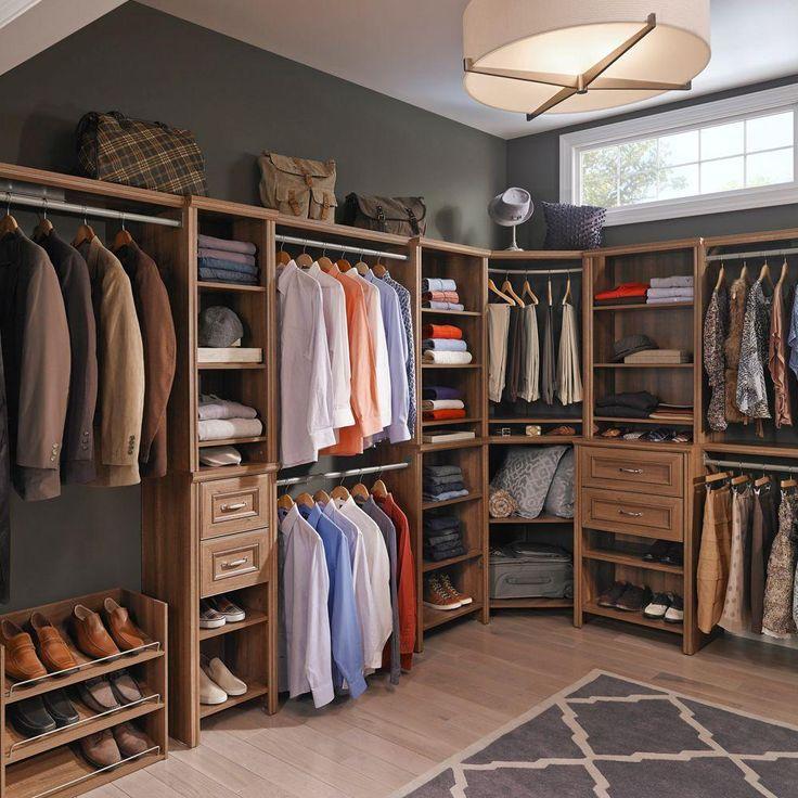 101 best closet garage images on pinterest for the for Closet world garage