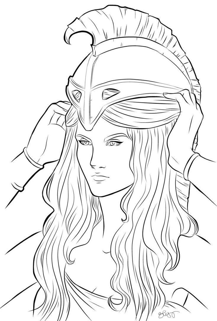 Famous Line Of Artemis : Best athena images on pinterest digital art
