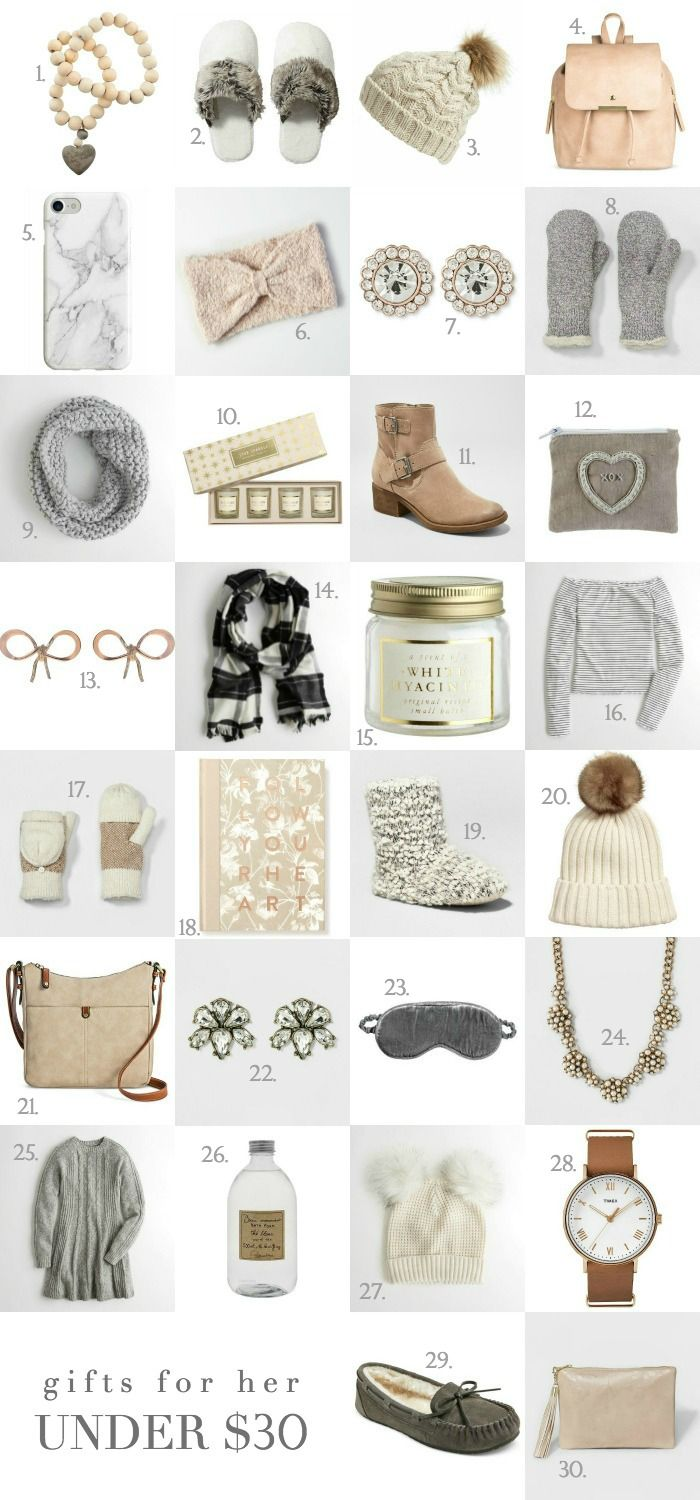 Holiday Gift Guide No 1