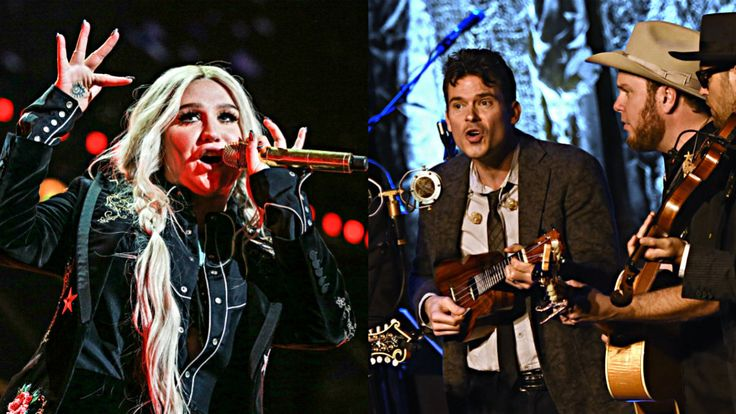 Kesha and Old Crow Medicine Show Set for CMT Crossroads