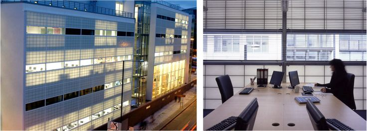 A blog about façades in buildings, their design, materials and construction