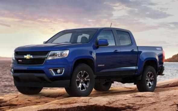 chevy colorado diesel manual transmission