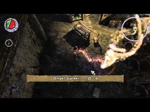 The Bard's Tale Start - YouTube