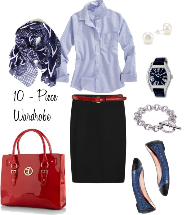 """Look #8"" by bluehydrangea on Polyvore"
