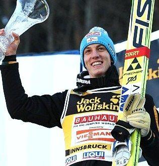 Schlierenzauer świętuje pierwszą wygraną w Innsbrucku