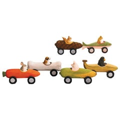 eclectic kids toys by Wisteria