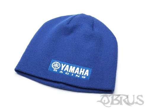 Yamaha Paddock Blue Beanie Paddock Blue is our Yamaha Racing branded collection for race professionals and fans. Knitted with embroidered Yamaha Racing logo One size Blue £15.22 inc vat. All available to order from QBRUS 01621 893227