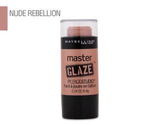 Maybelline Face Studio Master Glaze Blush Stick - #201 Nude Rebellion