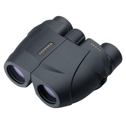 Rogue Series Binoculars - 10x25mm Compact Black
