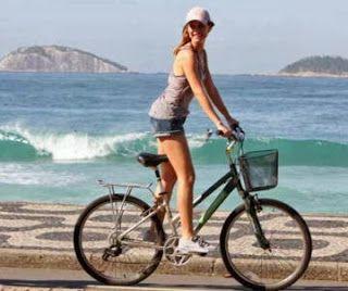 O que significa sonhar com bicicleta.
