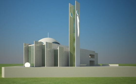 modern mosque - Google Search