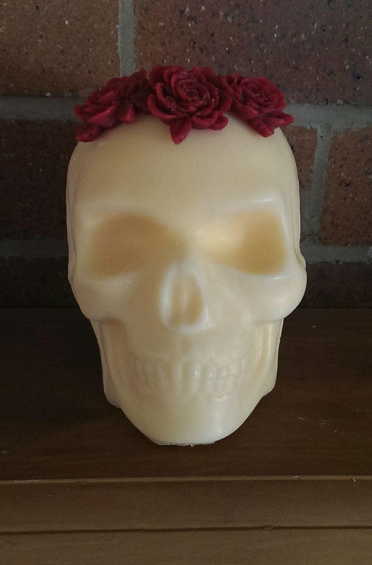 Cream Bones Blood Roses