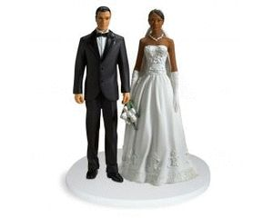interracial wedding cake toppers 17 best images about cake toppers on stainless 5164