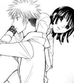 Fruits Basket Haru And Rin