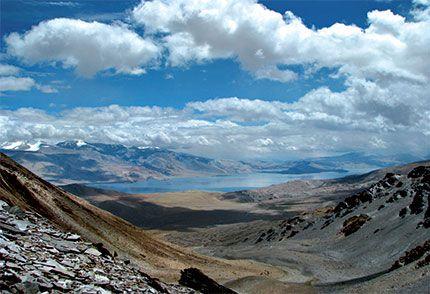#Ladakh, in #India la Luna in Terra
