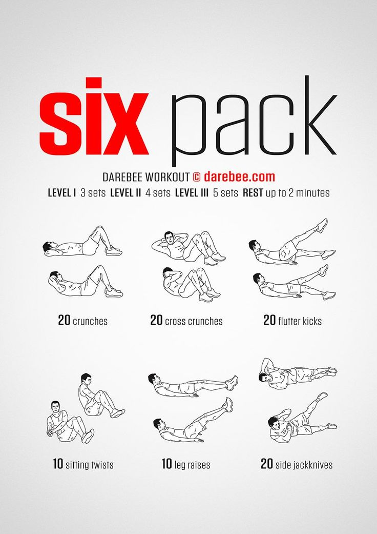Six pack workout. No excuses - this workout can be done anywhere. The summer is coming. Get ready! #fitness #foccz