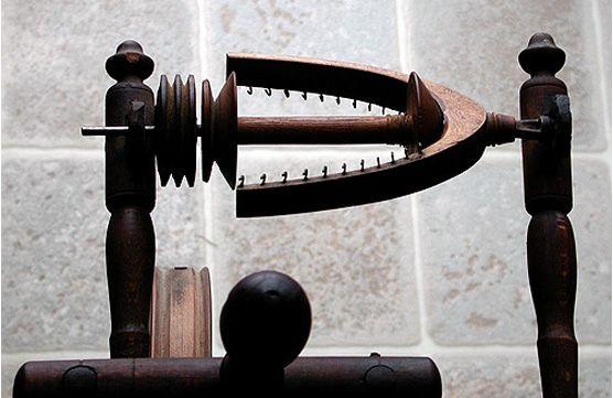 Spinning Wheel Flyer