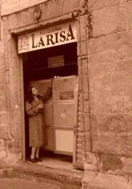 """111 años de Pulquería """"La Risa"""" en el centro DF"""