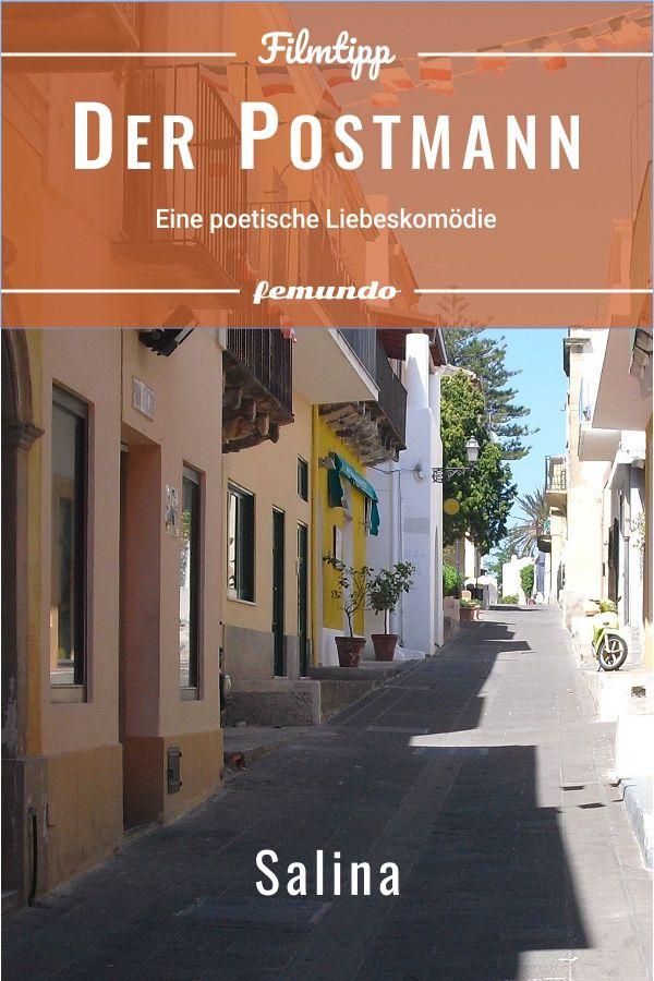 Ein romantischer Film über die Liebe und die Poesie, der auf der äolischen Insel Salina spielt ... mehr auf femundo.de | #filmtipp #reisen #italien #salina #femundo