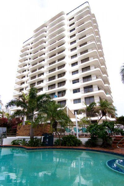 Ocean Royale - Ocean Royale Building - Broadbeach Holiday Resort