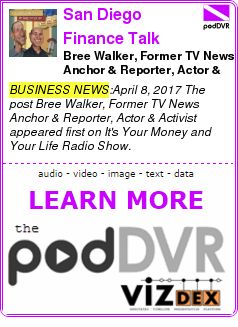 #BUSINESS #PODCAST  San Diego Finance Talk Radio and Variety Radio Show    Bree Walker, Former TV News Anchor & Reporter, Actor & Activist    READ:  https://podDVR.COM/?c=e7016737-302b-c323-ea39-e82a9e72b4bd