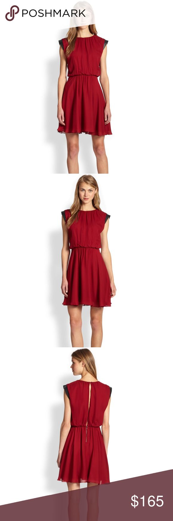 Red dress xxs vn