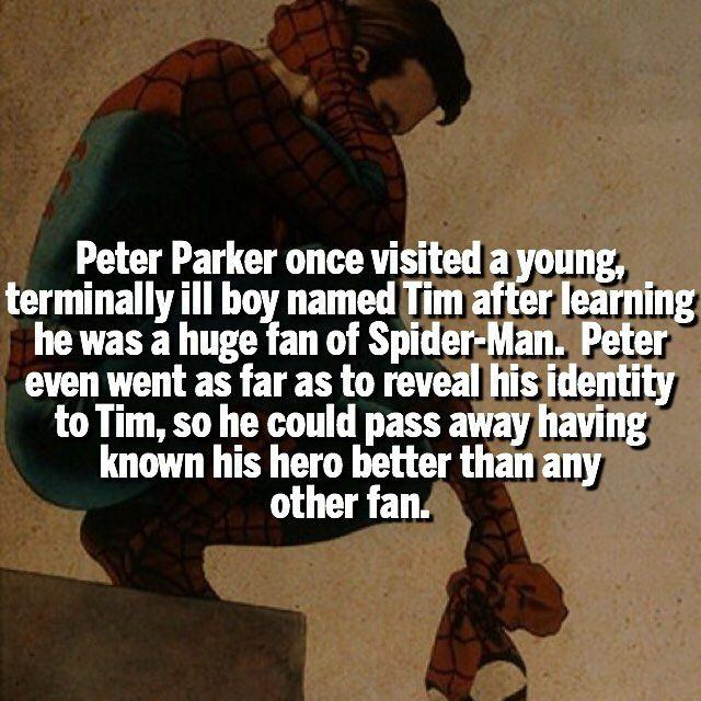True Hero ❤️ | Like for Spider-Man | Follow @dcfact