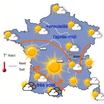 Paris - Prévisions météo à 12 jours - Le premier site météo pour Paris et l'île-de-France - gratuit et professionnel - Paris weather