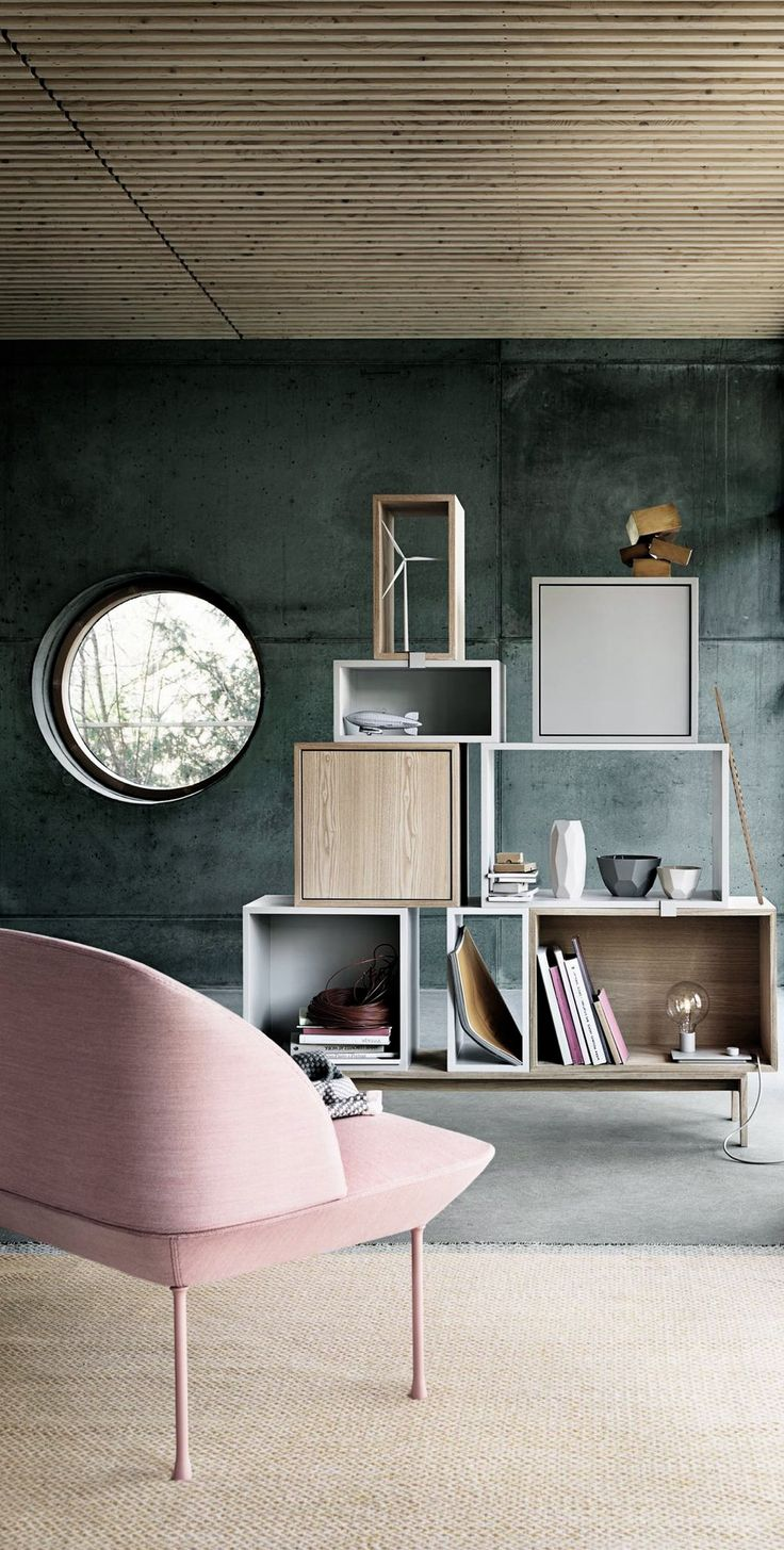 Via NordicDays.nl | Salone del Mobile 2016: New Muuto Items