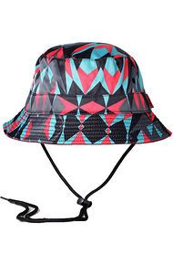 Entree LS Kaleido Bucket Hat with String