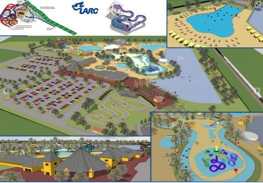 New Corsicana water park sees a market in Houston