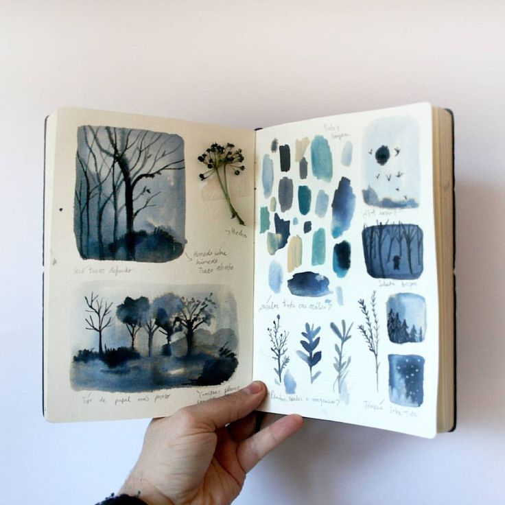 "いいね!6,173件、コメント144件 ― adolfo serraさん(@adolfoserra)のInstagramアカウント: 「Procesos ""El bosque dentro de mí"". Book process ""The forest in me""」"