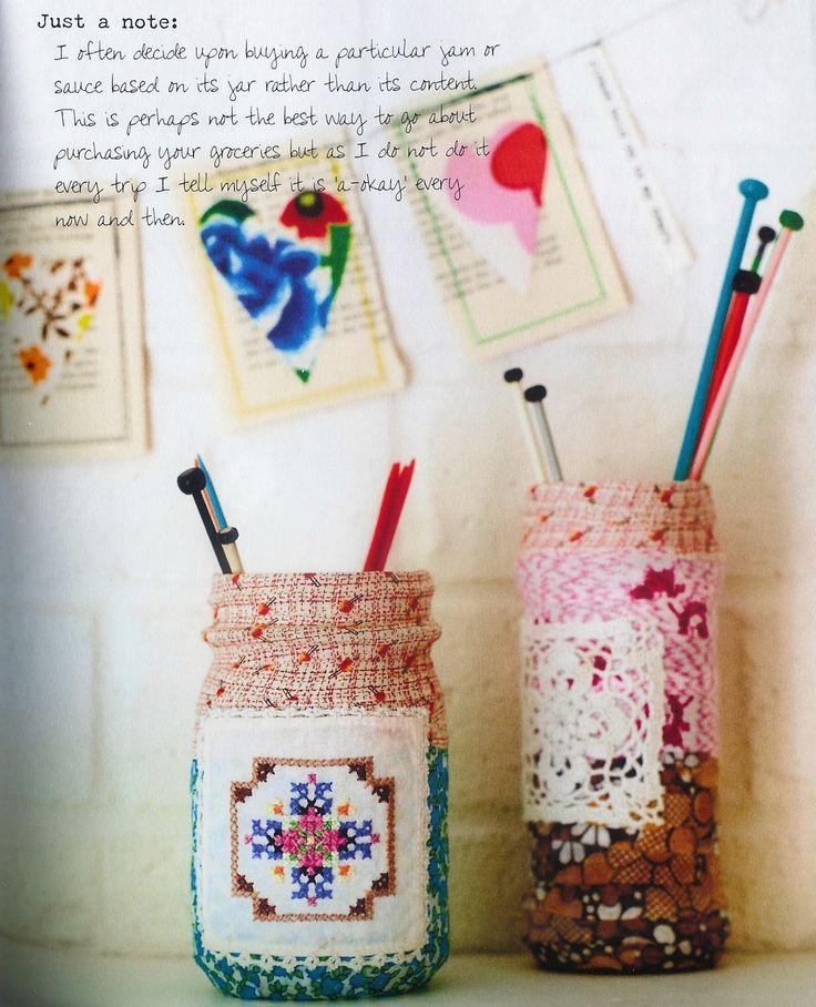 Granny Chic jars