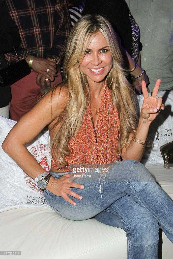 Aylin Mujica attends at the Latin GRAMMY Acoustic Sessions 2013 - Miami at Ice Palace Film Studios on November 7, 2013 in Miami, Florida.