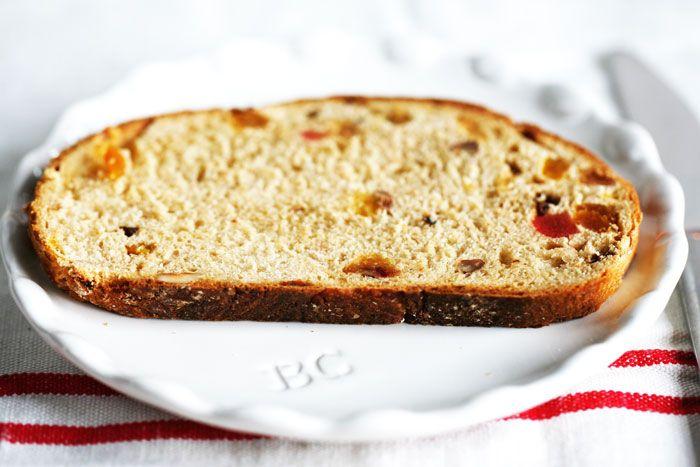 Noten-vruchtenbrood